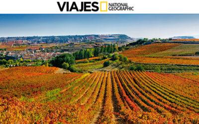 Rioja Alta elegido por Viajes National Geographic como uno de los destinos para escapar cuando todo pase