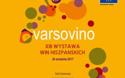 Rutas del Vino de España tendrá presencia un año más en la Feria del Vino en Varsovia (Polonia)