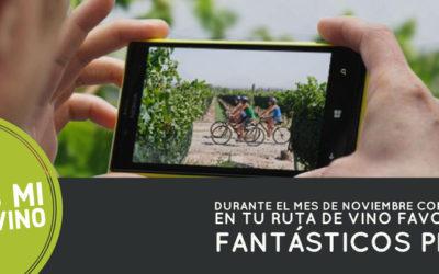 Nuevo concurso de vídeos para promocionar y dar a conocer los mejores rincones y experiencias de las Rutas del Vino de España