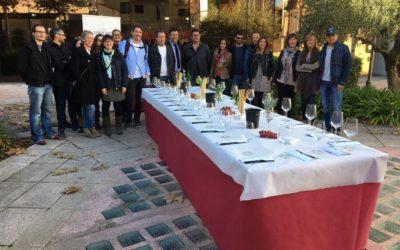"""Más de 1.200 vinos y 1.000 tapas servidas en tres horas, en """"Barbastro, ciudad del vino"""""""
