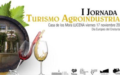 La Presidenta de ACEVIN, Rosa Melchor, participó en las primeras Jornadas de Turismo Agroindustrial de Lucena