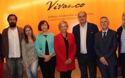 La Asociación Española de Ciudades del  Vino (ACEVIN) celebra su XXIV Asamblea en  La Rioja Alta