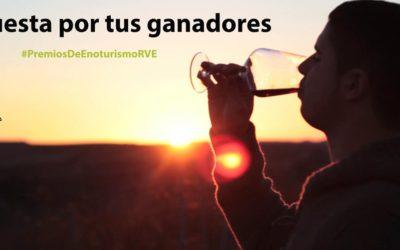 Rutas del Vino de España pone en marcha la campaña #PremiosDeEnoturismoRVE para sus seguidores en redes sociales.