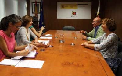 ACEVINn retoma las relaciones con la Secretaría de Estado de Turismo y su nueva titular, Isabel Oliver