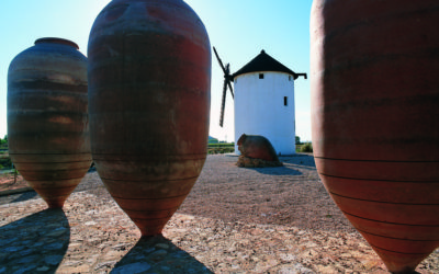 La Ruta del Vino de La Mancha se incorpora a Rutas del Vino de España