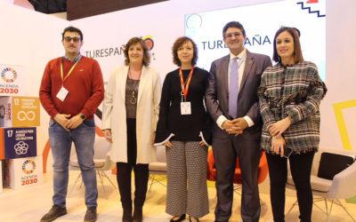 Rutas del Vino de España presenta sus proyectos para 2019 en FITUR
