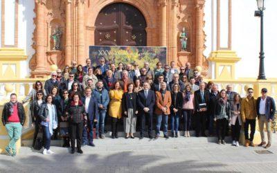 La Asociación Española de Ciudades del Vino (ACEVIN) celebra su XXV Asamblea en La Palma del Condado (Huelva)