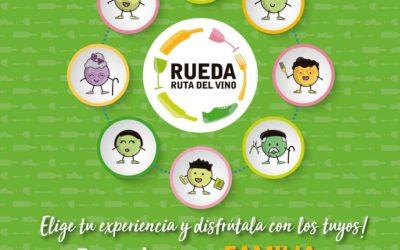 La Ruta del Vino de Rueda pone en marcha la campaña «Enoturismo en familia»