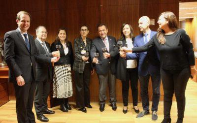 Aranda de Duero ha sido elegida Ciudad Europea del Vino 2020