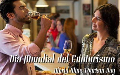 Programación especial del Día Mundial del Enoturismo en las Rutas del Vino de España