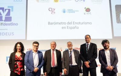 Varios agentes públicos y privados crearán el Barómetro del Enoturismo en España